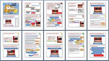 Scratch Project II: Design a Quiz