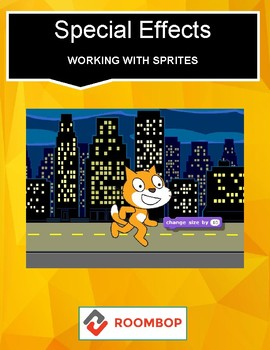 Scratch: Special Effects (Intermediate #3)