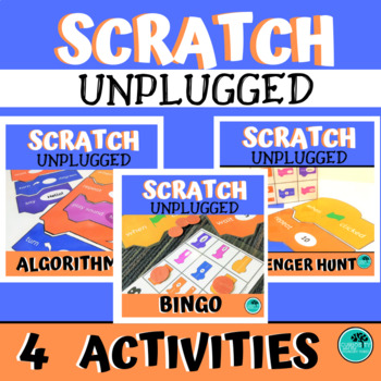 Scratch Unplugged Coding Activities