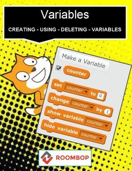 Scratch: Variables (Intermediate #7)