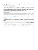 Scratch programming exploration code for Jr High Technology Class