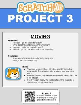ScratchJr: 7 Project Challenges