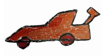 Scratchy clip art kids drawings