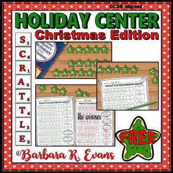 SCRATTLE LEARNING CENTER: Christmas Edition