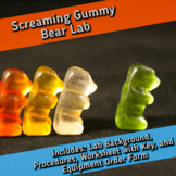 "Combustion Lab: ""Screaming Gummy Bear"""