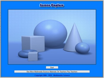 Teacher Tools - Screen Capture Software