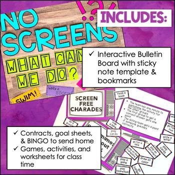 Screen-Free Week BUNDLE