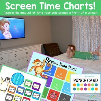 Screen Time Chart
