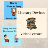 Screencast Lecture Bundle | How to Write an Essay | Litera