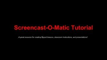 Screencast-O-Matic Tutorial