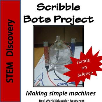 Scribble Bots - Exploratory STEM Learning Pack