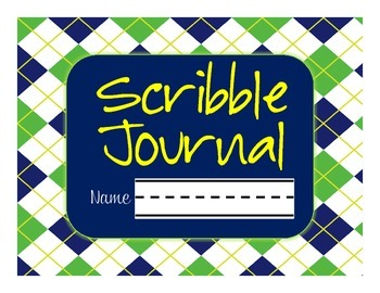 Scribble Journal (Gifted and Talented)