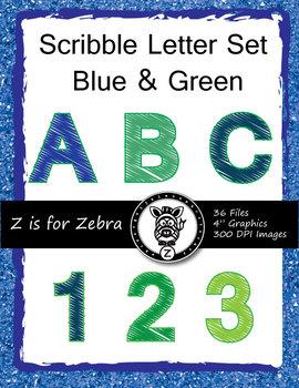 Scribble Alphas