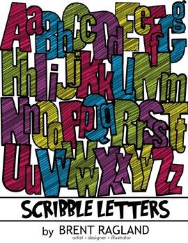 Scribble Letters!
