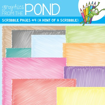 Scribble Pages #4 {A Hint of a Scribble}