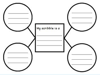 Scribble Story Starters