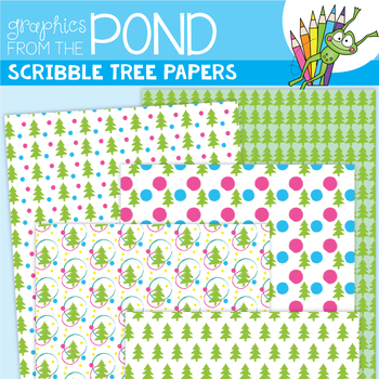 Scribble Tree Papers