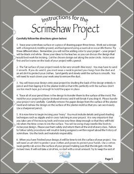 Scrimshaw Unit