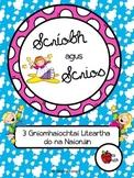 Scríobh & Scrios - Naíonáin (as Gaeilge) // Write & Wipe - Infants (in Irish)