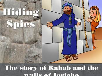 Script: Hiding Spies - the story of Rahab