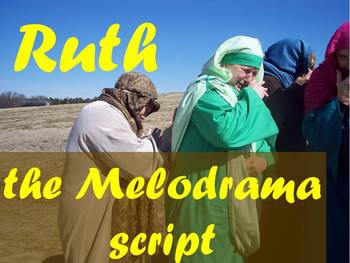 Script: Ruth - The Radio Melodrama