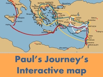 Script: Saul to Paul TV interview