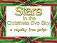 Script: Stars in the Christmas Eve Sky