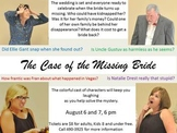 Script: The Case of the Missing Bride