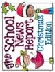Script: The Christmas News Report -a hilarious radio show/play for 3rd-5th grade