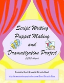 Script Writing, Puppet Making, and Dramatization Project Distance Learning