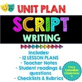 Script Writing Unit Plan
