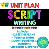 Script Writing Unit Plan
