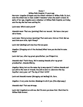 Script for 11 Birthdays