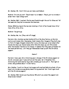 Christmas Play Scripts Free