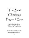 Script for The Best Christmas Pageant Ever