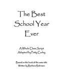 Script for The Best School Year Ever