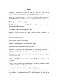 Script for There's a Boy in the Girls' Bathroom