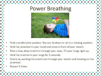 Scripted Deep Breathing Exercises