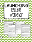 Scripted LAUNCHING Readers Workshop Lesson Plans