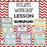 Scripted Readers Workshop Lesson Plans