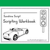 Scripting Workbook - Handwriting - Sunshine Script