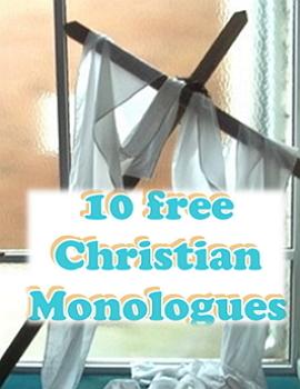Scripts: 10 Christian monologues