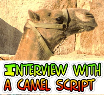 Scripts: Camels in the Bible (4 scripts)
