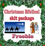 Scripts: Christmas package (Biblical setting) 1