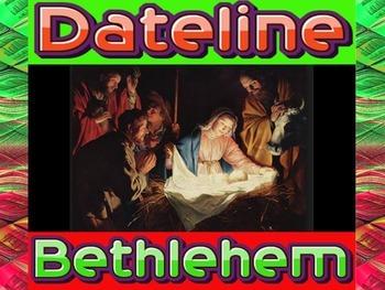 Scripts: Christmas package (Biblical setting) 1