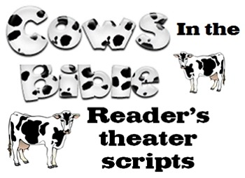 Scripts: Cows in the Bible