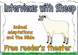 Scripts: Five free reader's theater scripts about sheep