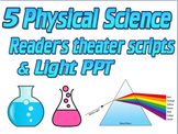 Scripts: Physical science reader's theater (5 scripts, 1 PowerPoint)