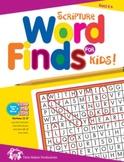 Scripture Word Finds Christian Puzzle Book & Digital Album