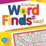 Scripture Word Finds Printable Book & Digital Music Download